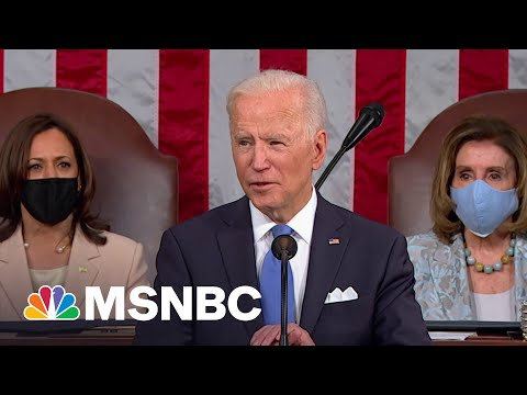 Biden Plans To Use Infrastructure Jobs To Combat Climate Change   The Last Word   MSNBC