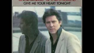 Shakin Stevens Give Me Your Heart Tonight