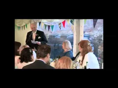VERY FUNNY Groom Speech song & poem - short version