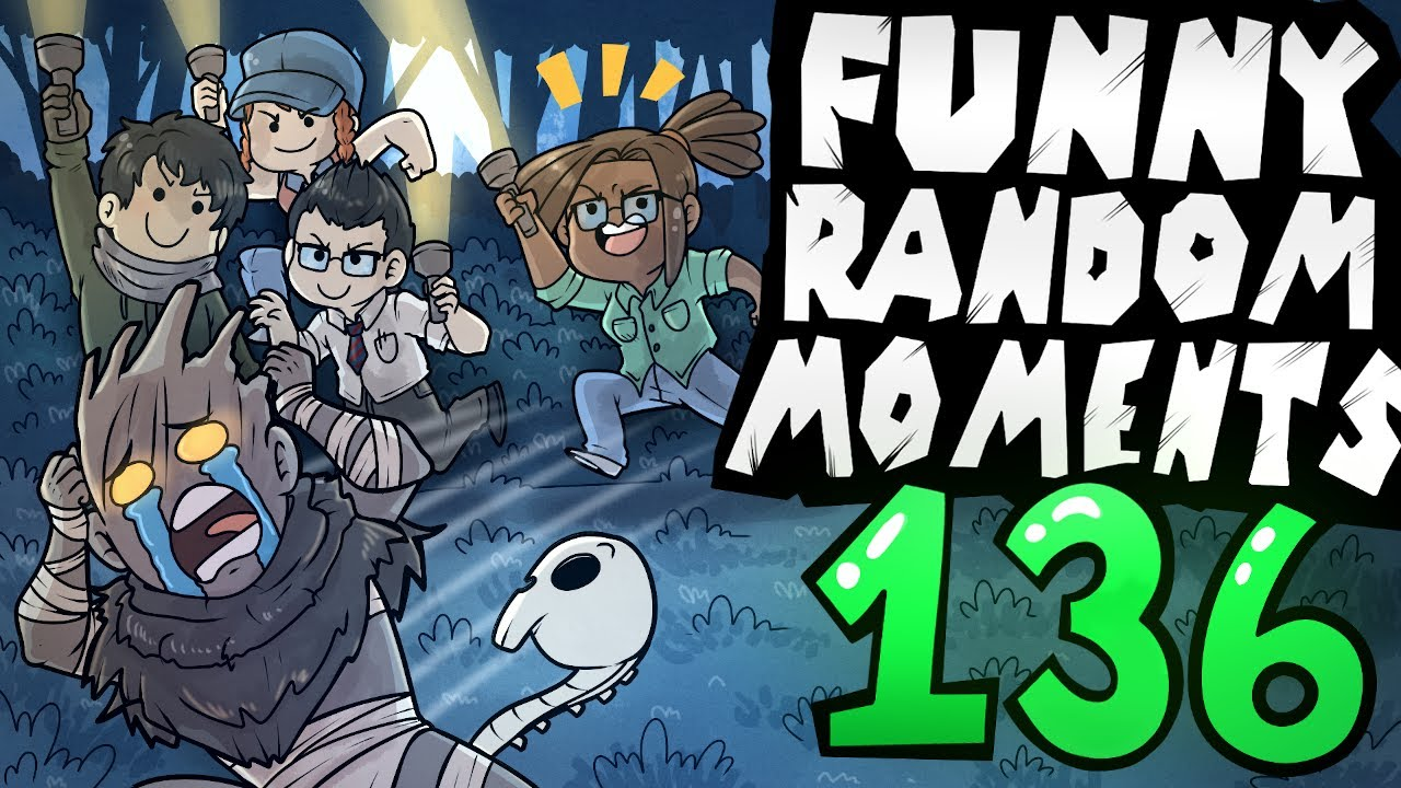 Dead by Daylight funny random moments montage 136