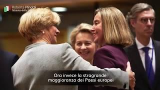 La Difesa per la stabilità internazionale