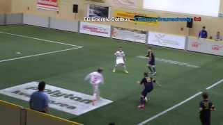 FC Energie Cottbus - Eintracht Braunschweig 1:0 (U12-Hussitencup 2014 - Vorrunde)