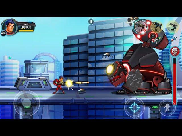 Alpha Guns 2 - Mission 1-2