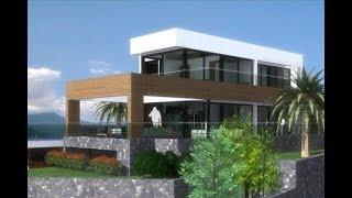 Villa de luxe construction neuve à vendre à Benissa Costa Blanca – Design original – Je visite ?