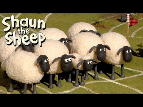 Shaun the Sheep: Championsheeps - Steeplechase (OFFICIAL VIDEO)