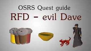 [OSRS] Recipe for disaster - freeing evil Dave