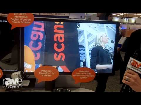 InfoComm 2014: ScanSource Communications Shows Avteq, Barco, Revolabs, and Polycom Products
