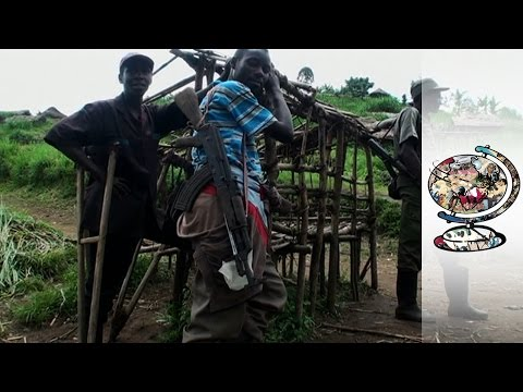 The Congolese Village Terrorised by Rwandan Hutus (2011)