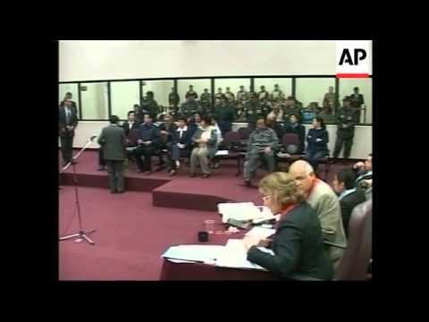 Shining Path founder Abimael Guzman found guilty sentenced to life