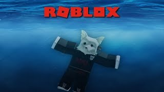 Trying not to drown! (Roblox Flood Escape 2) *Suspenseful*