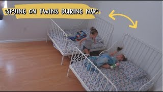 HIDDEN CAMERA ON TWINS | FAMILY VLOGGERS