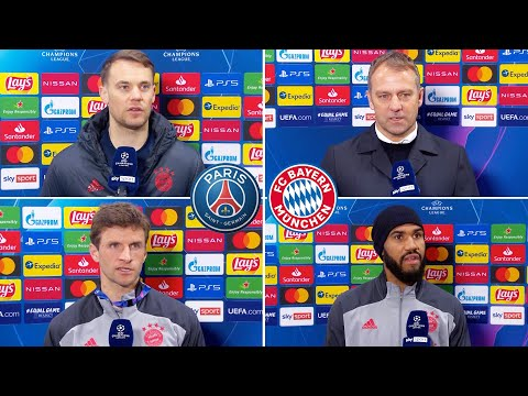 """""""We were the better team"""" – Reactions to #PSGFCB"""