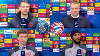 """We were the better team"" - Reactions to #PSGFCB"