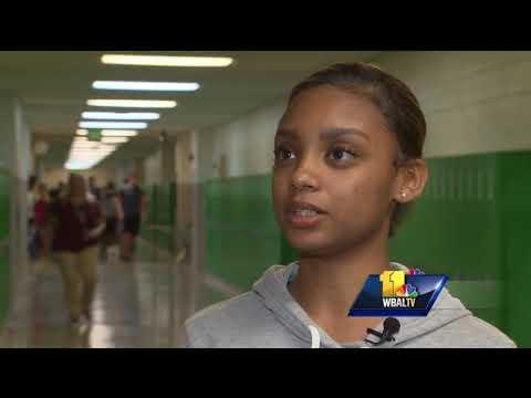 Video: Students take pride in improved SAT scores