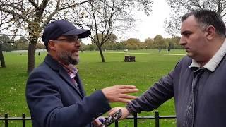 P1 Children Of Satan! Hashim Vs Christian Speakers Corner Hyde Park