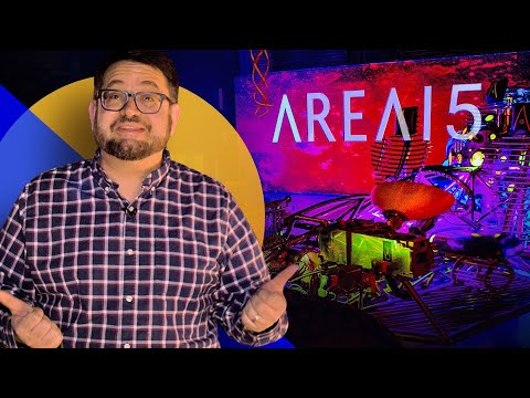 AREA15: a new MASSIVE warehouse that holds some crazy Vegas art