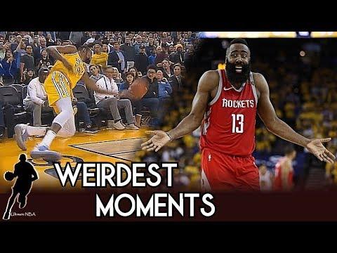 Weirdest Moments – NBA Regular Season 2018/2019