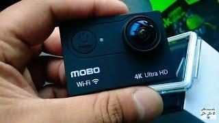 Compre una Camara de acción MOBO 4k Ultra HD  que paso con el Ford Ka? Camara de acción mas barata!