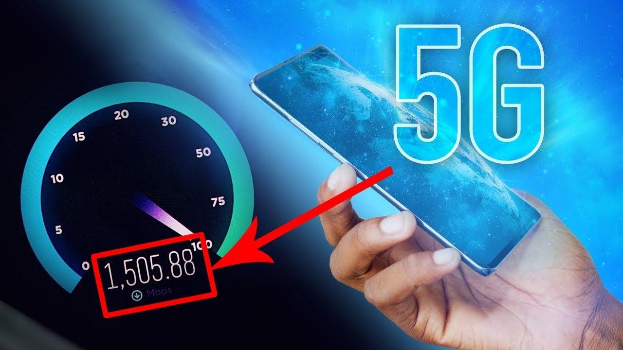 Menya neza ibitangaza bikorwa na Internet ya 5G: Sobanukirwa ibyo utakwizera