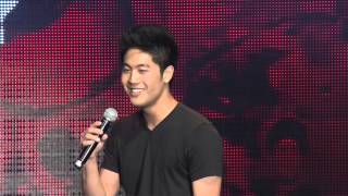 Ryan Higa @ YouTube FanFest Australia 2014