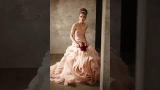 Платье невесты для осенней свадьбы