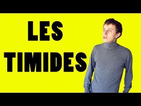 NORMAN - LES TIMIDES
