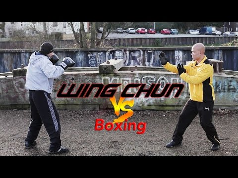Wing Chun VS Boxing