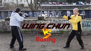 Wing Chun VS Boxing thumbnail