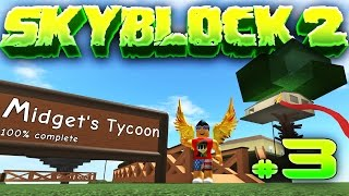 BEATING THE GAME!!! - Skyblock 2 [#3] in Roblox!