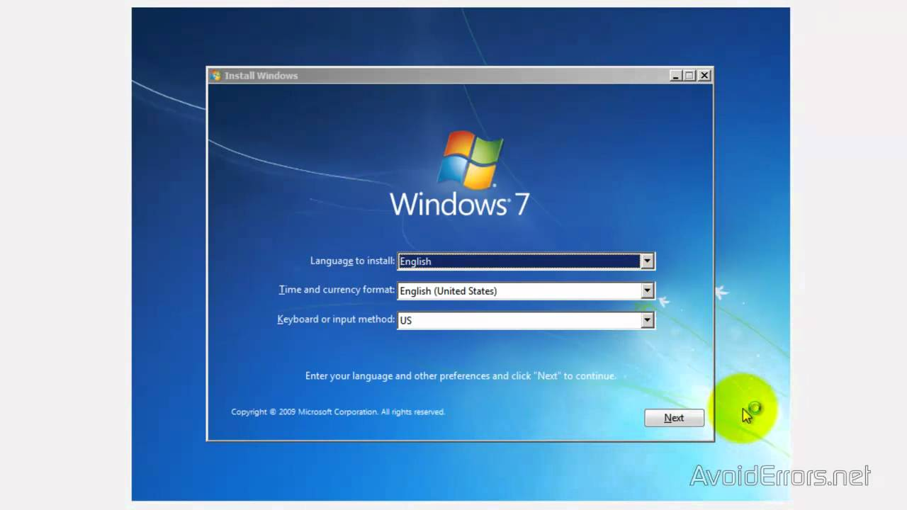create windows 7 recovery disk
