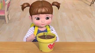 Расти скорей + Блинчики и праздники  - Консуни- сборник - Мультфильмы для девочек - Kids Videos