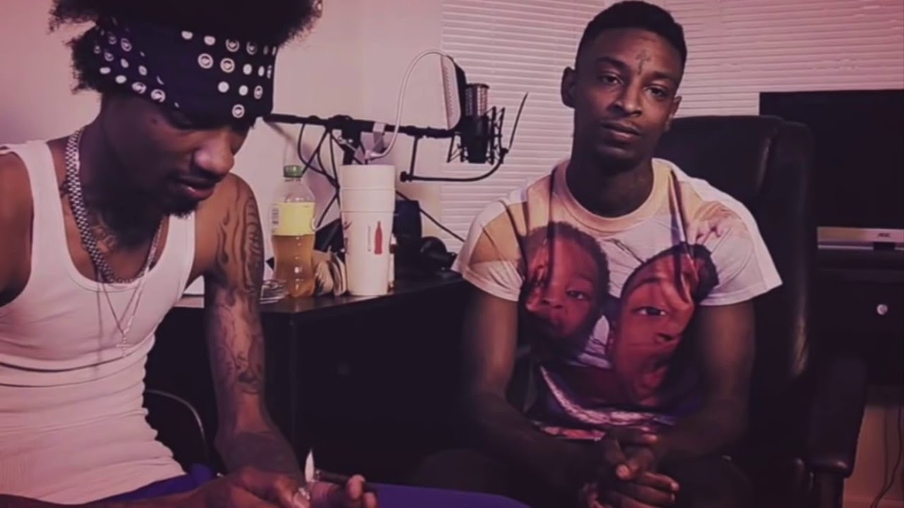 21 Savage Red Opps Mp3 Download