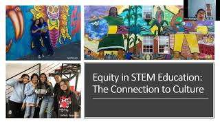 Equity in STEM Education: The Connection to Culture