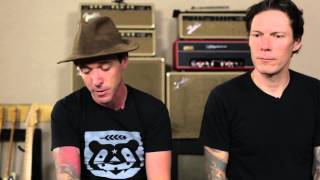 Billy Talent Interviews - Stand Up And Run (Ben & Aaron)