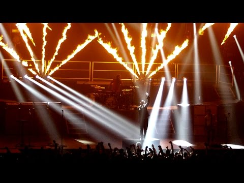 Shinedown LIVE HD Full 2015 US Cellular Cedar Rapids, IA