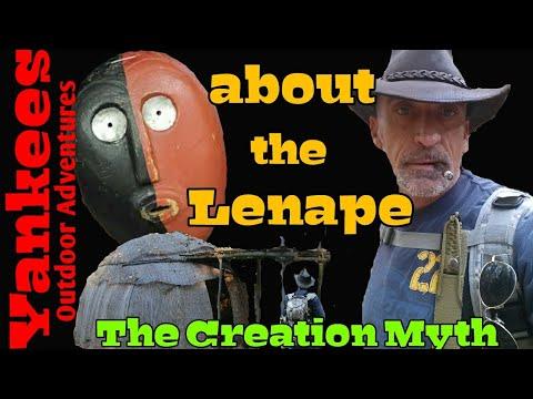 The Lenape creation