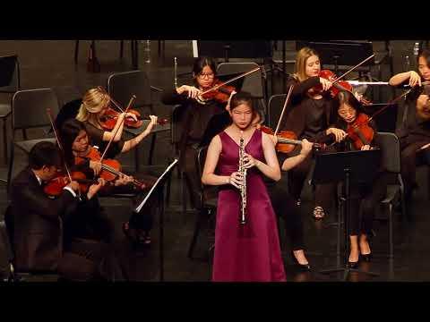 Cimarosa: Oboe Concerto (Princess Li, oboe)