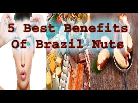 5 Best Benefits Of Brazil Nuts For Skin, Hair And Health