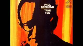 Paul Desmond & Jim Hall Quartet - Alone Together