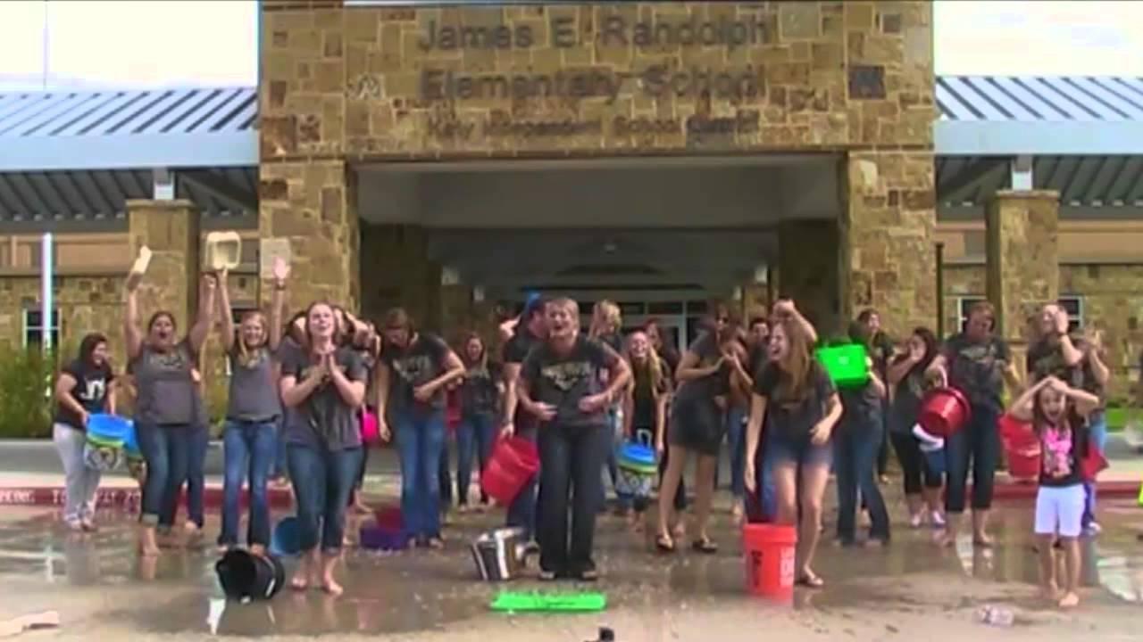 Download Randolph Elementary ALS Ice Bucket Challenge