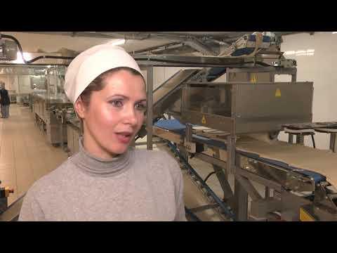 На фирме «Рома» - современная линия производства лавашей