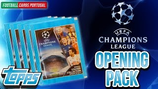 Topps CHAMPIONS LEAGUE 2016/17 | Opening PACKS!