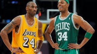 Kobe Bryant's 5 Biggest Rivals From His Legendary Career | Kobe Rivalry thumbnail
