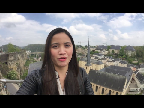 Wëllkomm in Luxembourg | Travel Vlog