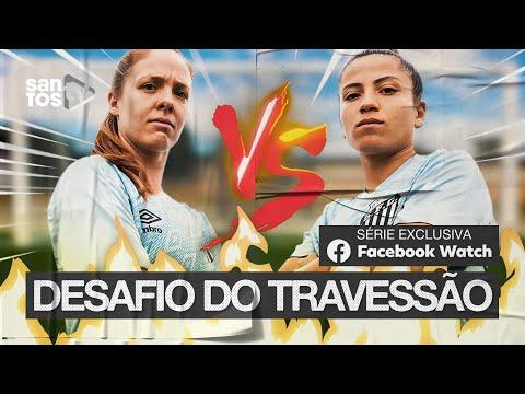 DESAFIO DO TRAVESSÃO: KETLEN ENCARA BIA MENEZES NO EP. 02!