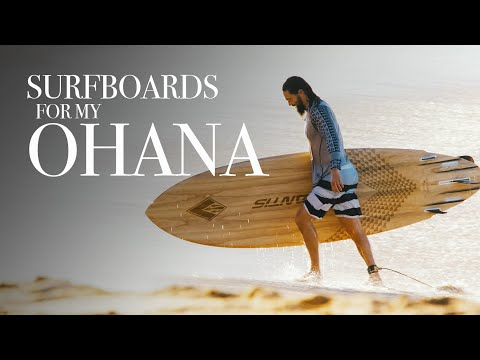 Surfboards for my Ohana