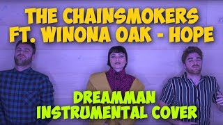 The Chainsmokers - Hope ft. Winona Oak (DreamMan Instrumental Cover)