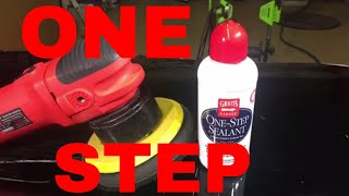 Let's take a closer look at Griot's Garage One Step Sealant!!!