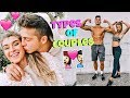 Types of Couples!