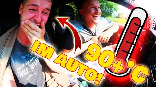 SAUNA IM AUTO CHALLENGE 2 🔥 (NICHT NACHMACHEN!) | PvP